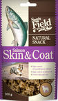 Sam's Field Natural Snack Salmon Skin/Coat 200g