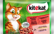 Kitekat Mix Menu 400g
