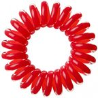 Invisibobble Hair Rings 3pcs Raspberry Red