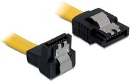 Delock Cable SATA/SATA Yellow 0.30m