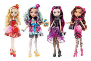 Mattel Ever After High First Chapter Assortment DMN83
