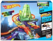 Mattel Hot Wheels Color Shifters Color Splash Science Lab CCP76