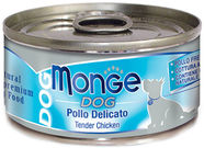 Monge Dog Tender Chicken 95g