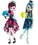 Mattel Monster High Welcome To Monster High Assortment DNX32