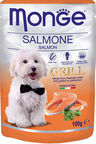 Monge Grill Pouch Salmon 100g