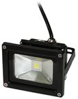 ART External LED Lamp 10W IP65 4000K Black