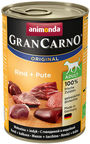 Animonda GranCarno Beef/Turkey 400g