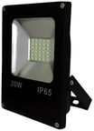 ART External LED Lamp 20W SMD IP65 AC80-265V 4000K-W Black