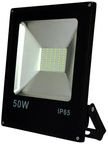 ART External LED Lamp 50W SMD AC80-265V 6500K-CW Black
