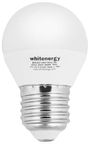 Whitenergy LED Bulb 3W 230V B45 White