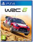 WRC 6: World Rally Championship PS4