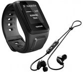 TomTom Spark Music + Headphones S Black