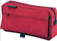 Herlitz Pencil Pouch Red 11415940