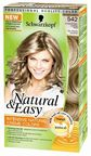 Schwarzkopf Natural & Easy Hair Colo 542 Opal Medium Ash Blond