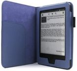 C-TECH Protect Case Kindle 6 Touch with WAKE/SLEEP function Blue
