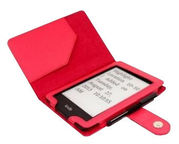 C-TECH Protect Case for Kindle Paperwhite WAKE/SLEEP function Red