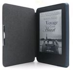 C-TECH Protect Hardcover Case for Kindle 6 WAKE/SLEEP function Blue