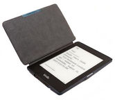C-TECH Protect Hardcover Case for Kindle Paperwhite WAKE/SLEEP function Black