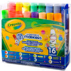 Crayola Washable Markers 16pcs CR-58-8709
