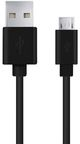 Esperanza Cable USB to USB-micro Black 0.8m