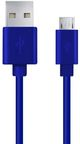 Esperanza Cable USB to USB-micro Blue 1.8m
