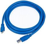 Gembird Cable USB to USB-micro Blue 1.8m