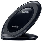 Samsung Wireless Charger Stand For Galaxy S7 Black