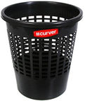 Curver Basic Waste Bin Black