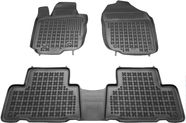 REZAW-PLAST Toyota RAV4 2006-2012 EU Version Rubber Floor Mats
