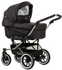 Emmaljunga Edge Duo Combi Lounge Black Duo S Lounge