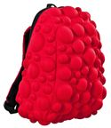 MadPax Bubble Half Backpack Neon Red
