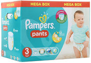 Pampers Pants 120