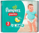 Pampers Pants S3 26