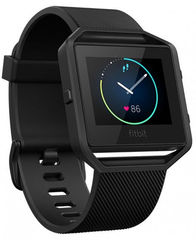 Fitbit Blaze Large Black/Gunmetal