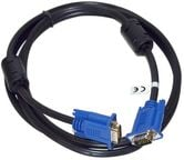 Vakoss Cable VGA to VGA Black 2m