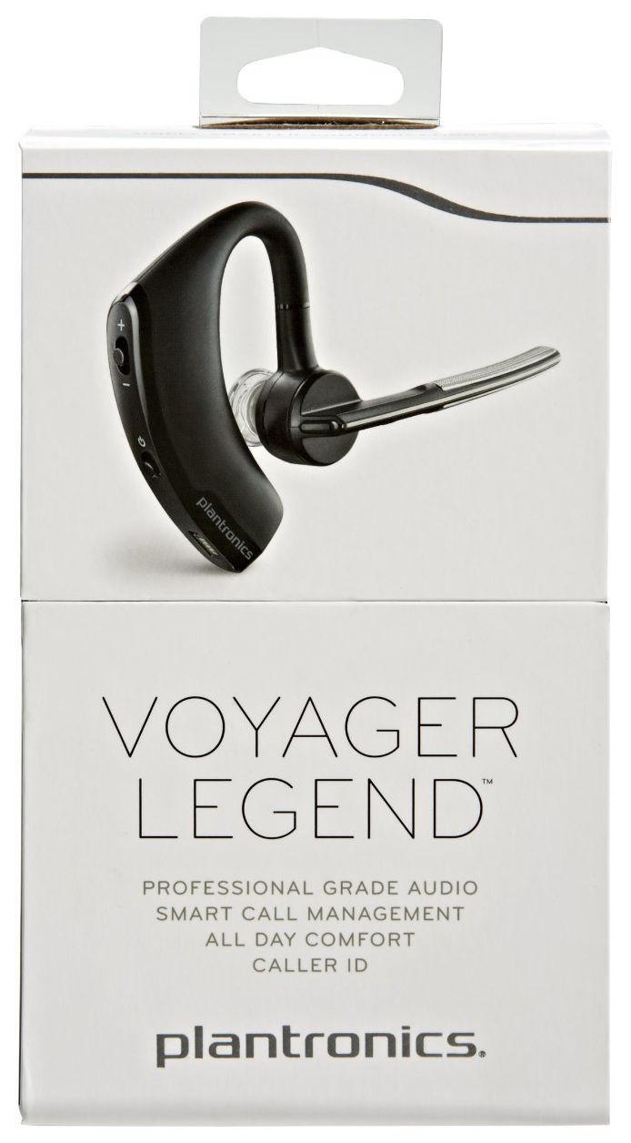 Plantronics Voyager Legend Charging Case Instructions