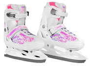 Roces Jockey Ice Girl White/Pink 30-33