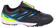 Atletico Turf Shoes Black Green 46