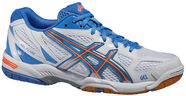 Asics Gel Flare 5 B45PQ-0193 White Blue 38