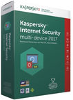 Kaspersky Internet Security Multi-Device 2017 1-PC 1Y Renew