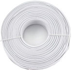 Gembird CAT 3 Telephone Cable 4C White 100m