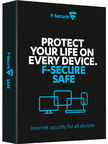 F-Secure SAFE 3-PC 1Y E-KEY Electronic Licence