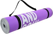 PROfit Exercise Mat Body and Soul 180x60x0.6cm Purple
