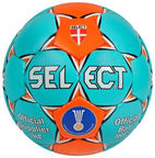 Select Ultimate IHF Junior / Women 2 Turquoise / Orange