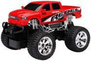 New Bright 1:24 Ram Rebel Red 2424