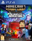 Minecraft: Story Mode - The Complete Adventure PS4