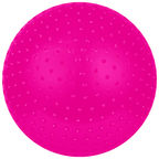 Spokey Football Gym With Message 65cm Pink