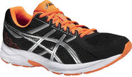Asics Gel Contend 3 T5F4N-9093 Black Orange 42