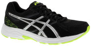 Asics Gel Contend 3 T5F4N-9993 Black Green 43 1/2