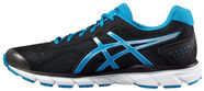 Asics Gel Impression 9 T6F1N-9043 Black Blue 43 1/2